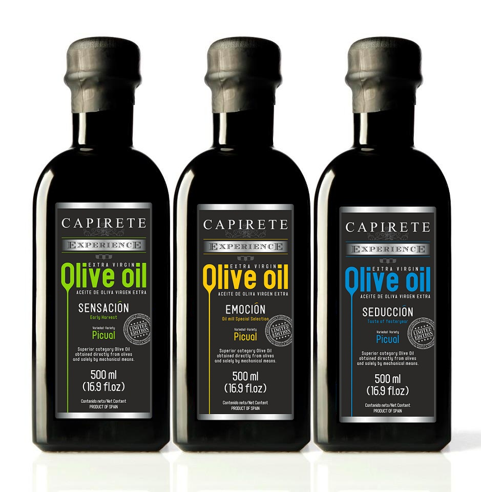 extra virgin olive oil - gourmet
